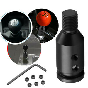 Shift Knob Adapter Fit For Bmw Mini Non Threaded Shifters 12x1 25mm Manual