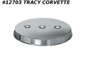 1958 1960 Corvette 2 X 4 Sealed Type Air Cleaner With Wingnuts 1959 Gm 1553619