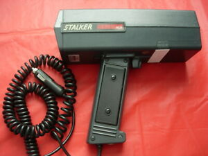 Stalker Atr Police Radar Gun Stationary Moving Kph
