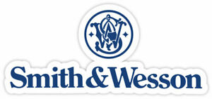 Sw Smith And Wesson Sticker Decal 6 X 3