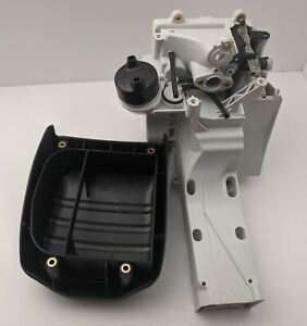 Oem Stihl Ts410 Ts420 Fuel Tank Housing With Air Filter Cover 4238 350 0850