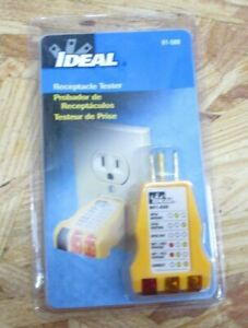 Ideal Receptacle Tester 61 500