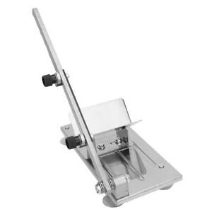 Beef Mutton Roll Slicer Food Cutter Sheet Cleavers Manual Meat Cutting Machine