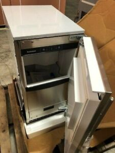800 Scotsman Scn60ga1ss Nugget Undercounter Ice Maker 85 Lbs day Air Cooled