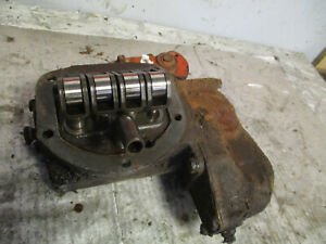 Allis Chalmers Wd Wd45 Hydraulic Pump