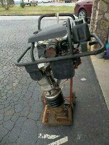Rammer Jumping jack Compactor Tamper Honda Gx120 Local Pickup Only
