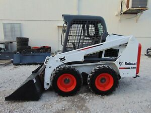 2015 Bobcat S 450 Turbo Brand New Tires Brand New Bucket Only 5k Pounds