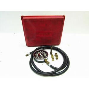 Matco Tools Atg4 Automatic Transmission And Engine Oil Pressure Tester