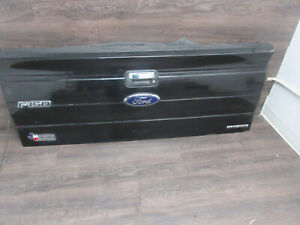 Ford F 150 2009 2010 2011 2012 2013 2014 Black Tailgate Assembly