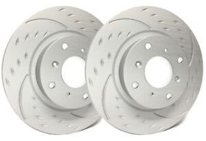 Sp Performance Front Rotors For 1989 Mustang 5 0l Engine Diamond D54 615229