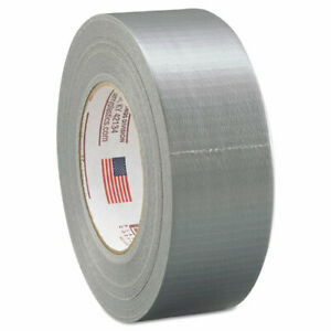 Nashua Tape Products 394 2 Premium Multi purpose Duct Tape 2 X 60 Yds Silver