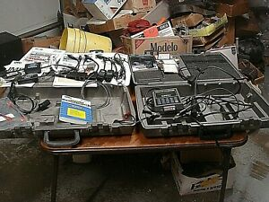Otc Monitor 4000e 4000 E With Case And Accessories Pathfinder Import