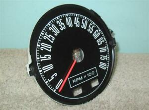 1967 1968 Mustang Tachometer 8 000 Rpm C8zf 17360 a Likely Nos Shelby Gt 500 Kr