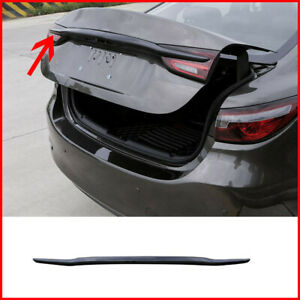 For Mazda 6 M6 Atenza 19 20 Accessories Rear Trunk Lid Tailgate Door Cover Trim
