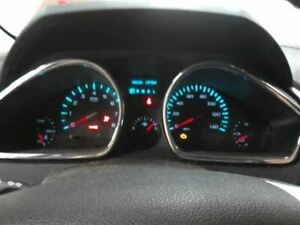 09 13 Chevy Traverse Speedometer Mph Us Market