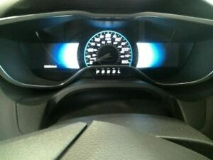 2014 Ford Focus Speedometer Cluster Electric Ev Mph