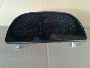 05 06 Camry Speedometer Cluster Mph 4 Cylinder Le White Numbers
