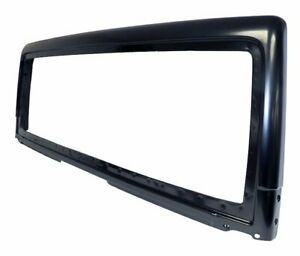 Black Paintable Windshield Frame For Jeep 2007 To 2018 Jk Wrangler Cr 68028605aj