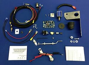 100 Usa Low Idle Upgrade Kit Fits Lincoln Sa 200 250 Gas W Oem Sol Reed Oil Sw