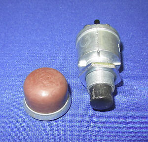 Oil Proof Cap Push Button Starter Switch Fits Lincoln Welder Sae 300 400 Sam 600