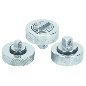 Ratchet 3pc Reversible Finger Ratchet Set 1 4 3 8 1 2 Drive Reversing Lever