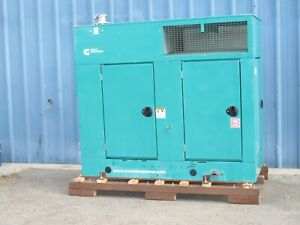 35 Kw Onan ford Propane Generator Set With Enclosure Generating Set