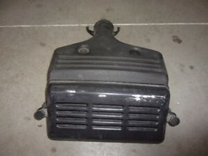 86 Corvette Air Cleaner Assembly Intake Box 85 Tpi 87 88 89 C4 Tune Port Injecti