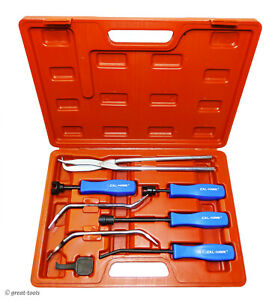 Automotive Brake Tool Set Hand Tools Professional Service Kit Spring Tool