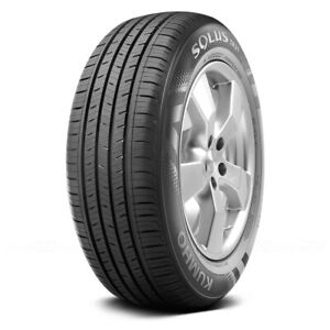 Kumho Set Of 4 Tires 195 65r15 H Solus Ta31 All Season Fuel Efficient