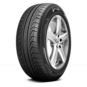 Pirelli Set Of 4 Tires P195 65r15 T P4 Four Seasons Plus Fuel Efficient