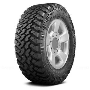 Nitto Set Of 4 Tires Lt375 40r24 Q Trail Grappler All Terrain Off Road Mud