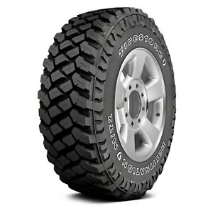 Firestone Set Of 4 Tires Lt265 75r16 Q Destination M t2 All Season Truck Suv
