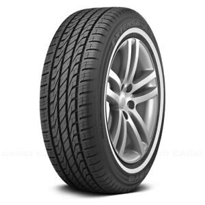 Toyo Set Of 4 Tires P235 75r15 S Extensa A s W White Wall Fuel Efficient