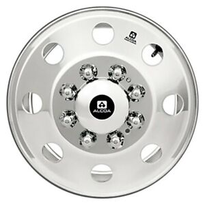 Alcoa 160281 16x6 Hub Piloted Polished Outside Only Wheel