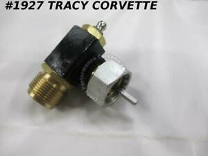 1955 1982 Gm Tachometer Speedo Cable Right Angle Adapter Chevy Pontiac Buick New