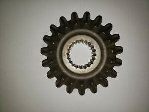 19 Tooth Output Gear For Agri Supply 3 point Gear Drive Rotocultivator