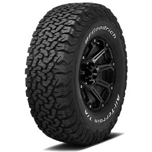 2 Lt285 70r17 Bf Goodrich All Terrain T A Ko2 116q C 6 Ply White Letter Tires