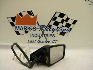 Passenger Right Side View Mirror Power Painted Fits 85 DEVILLE 42705 $50.24