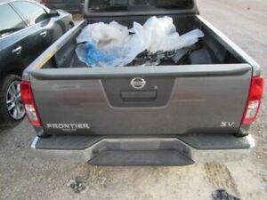 Trunk Hatch Tailgate Without Utility Box Package Fits 13 17 Frontier 2049419