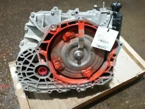 12 2012 Chevy Impala Automatic Transmission 6 Speed