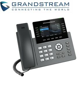 New Grandstream Grp2615 Carrier grade Ip Phone 5 Sip Accounts
