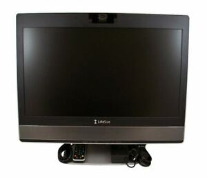 Lifesize Unity 50 Video Conferencing Monitor 440 00126 901 With Power And Remote