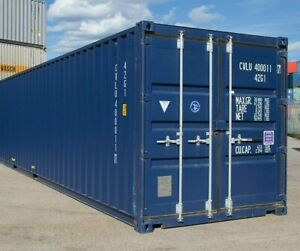 Shipping Container Sale Free Delivery Warranty 20ft 40ft High Cube