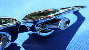 New 1965 69 Chevrolet Corvair High Quality Front Door Handle Pair Gm Licensed