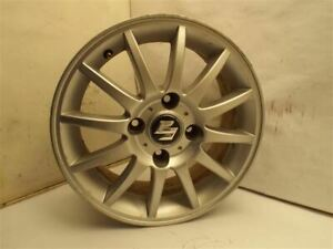 Wheel Road Wheel 15x6 Aluminum 12 Spoke Silver Opt Pw8 Fits 04 06 Optra 226412