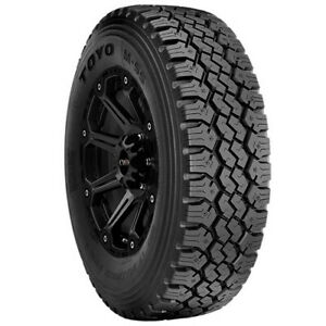 4 lt255 85r16 Toyo M55 123q E 10 Ply Bsw Tires