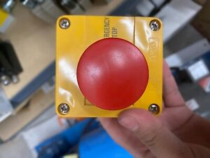 Baco Red Emergency Stop Push Button
