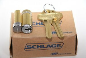 Schlage Everest C123 6 pin Fsic Full Size Interchangeable Core Cylinder Keyway