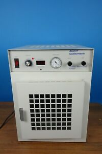 Baxter N7595 2 Tempcon Vacuum Oven Tested Working Excellent