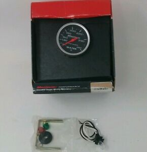 Stewart Warner 114554 Max Performance Water Temp Gauge